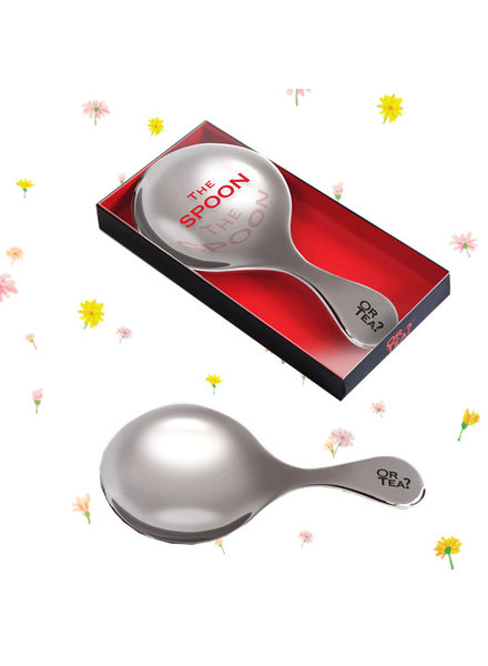 Or tea? The Spoon
