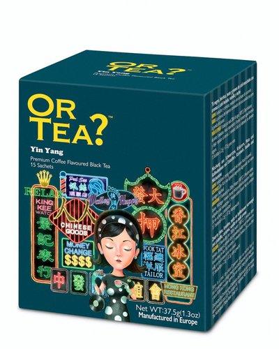 Or tea? Builtjes - Yin Yang