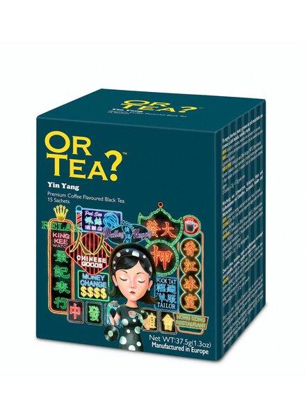 Or tea? Yin Yang