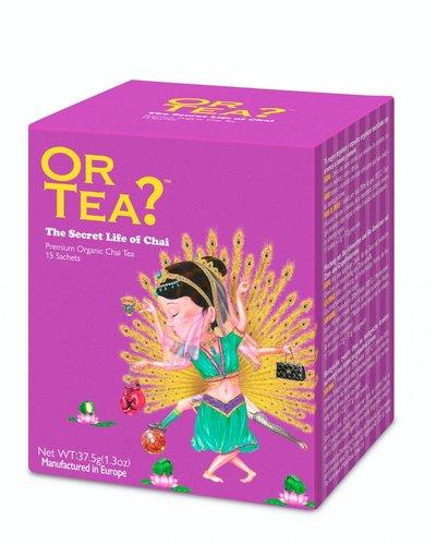 Or tea? Builtjes - The secret life of Chai