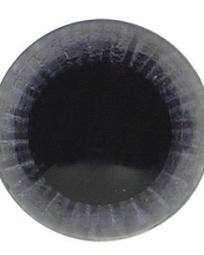 Oogjes zwart uil 10 mm