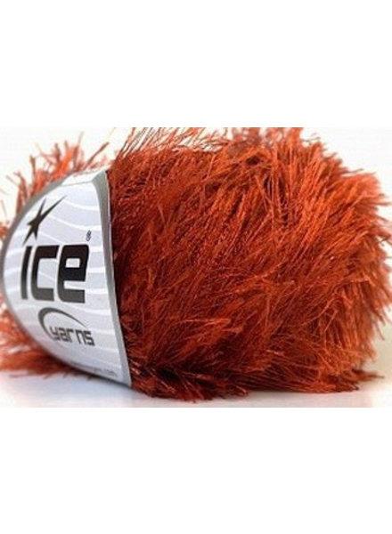 Ice Yarns Eyelash copper 50 gr