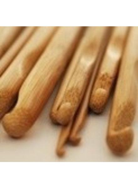 Bamboe haaknaald 7 mm