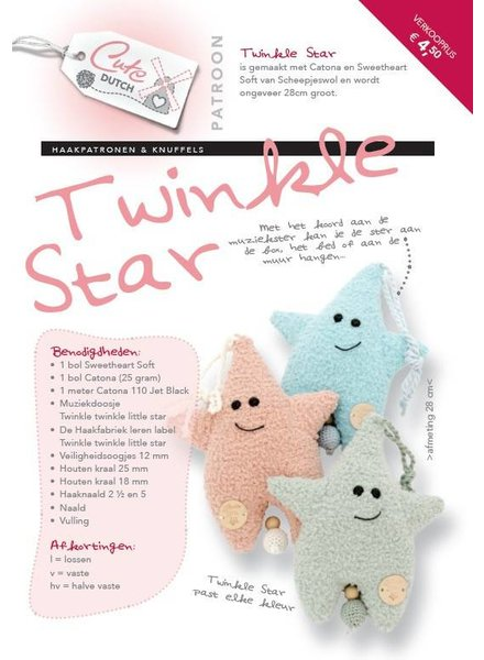 Patroon - Twinkle Star
