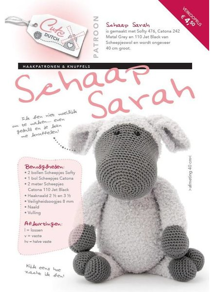 Patroon - Schaap Sarah