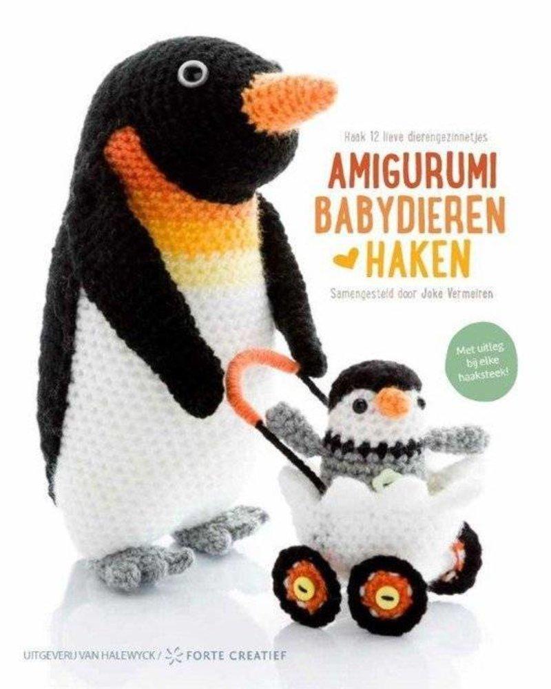 Boek - Amigurumi babydieren haken
