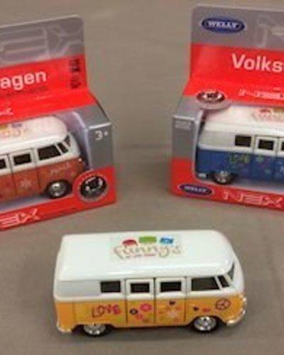 Funny - VW busje (accessoire bear Benny)