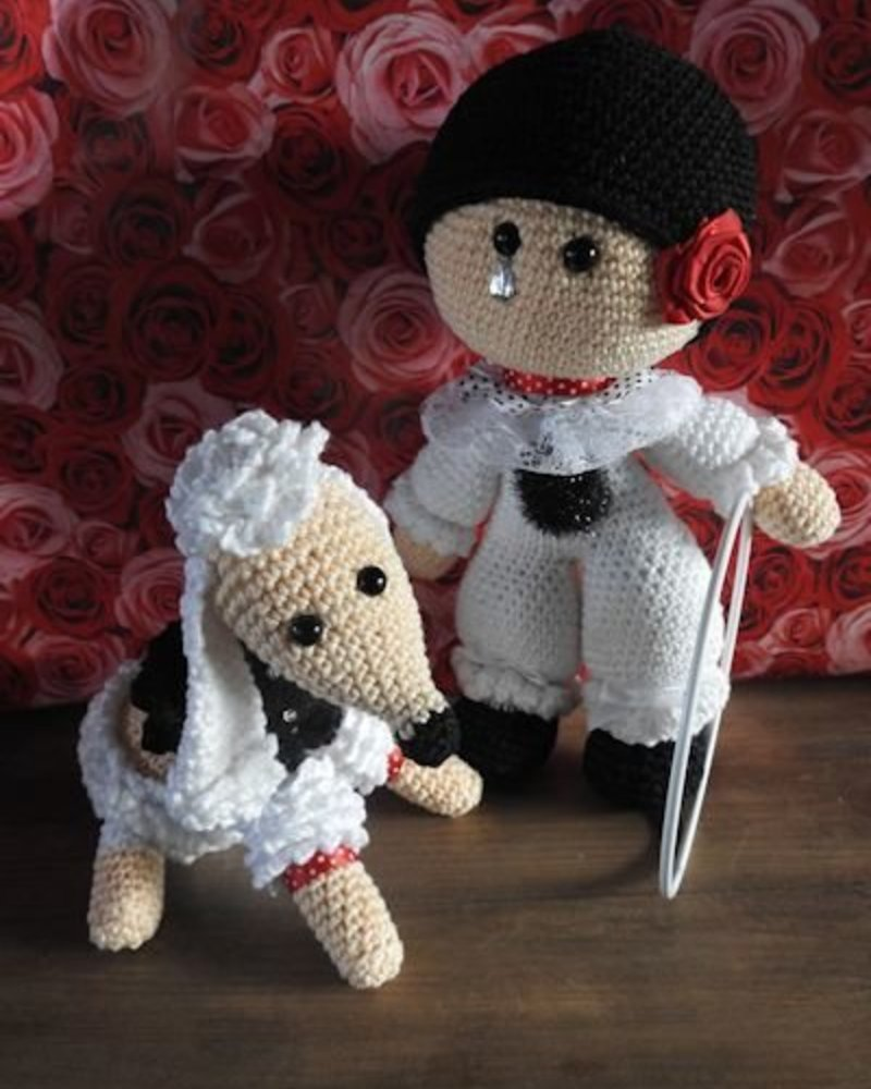 Funny - Pierrot set