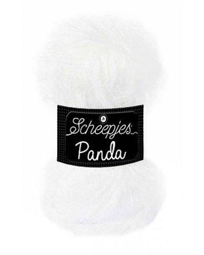 Scheepjeswol Panda 580 wit