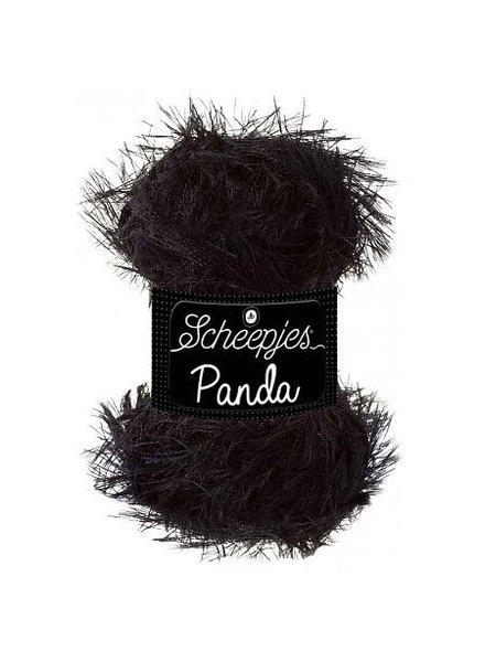 Scheepjeswol Panda 585 zwart