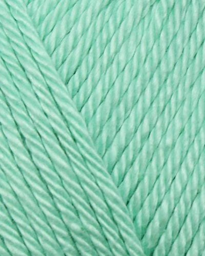 Yarn and colors Super-must have 075 green ice