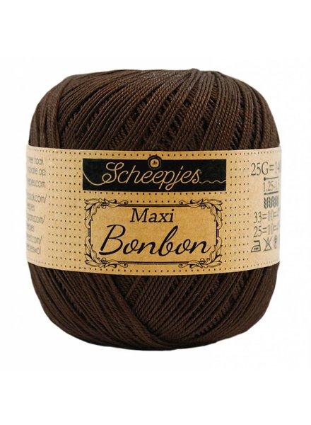Scheepjeswol Maxi bonbon 162 black coffee
