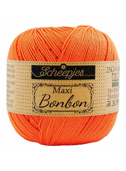 Scheepjeswol Maxi bonbon 189 royal orange