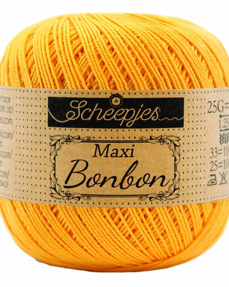 Scheepjeswol Maxi bonbon 208 yellow gold