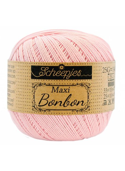 Scheepjeswol Maxi bonbon 238 powder pink