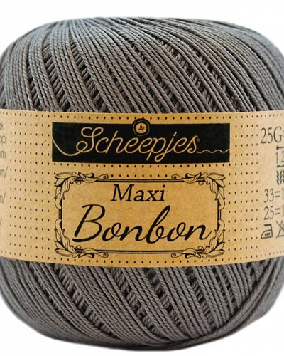 Scheepjeswol Maxi bonbon 242 metal gray