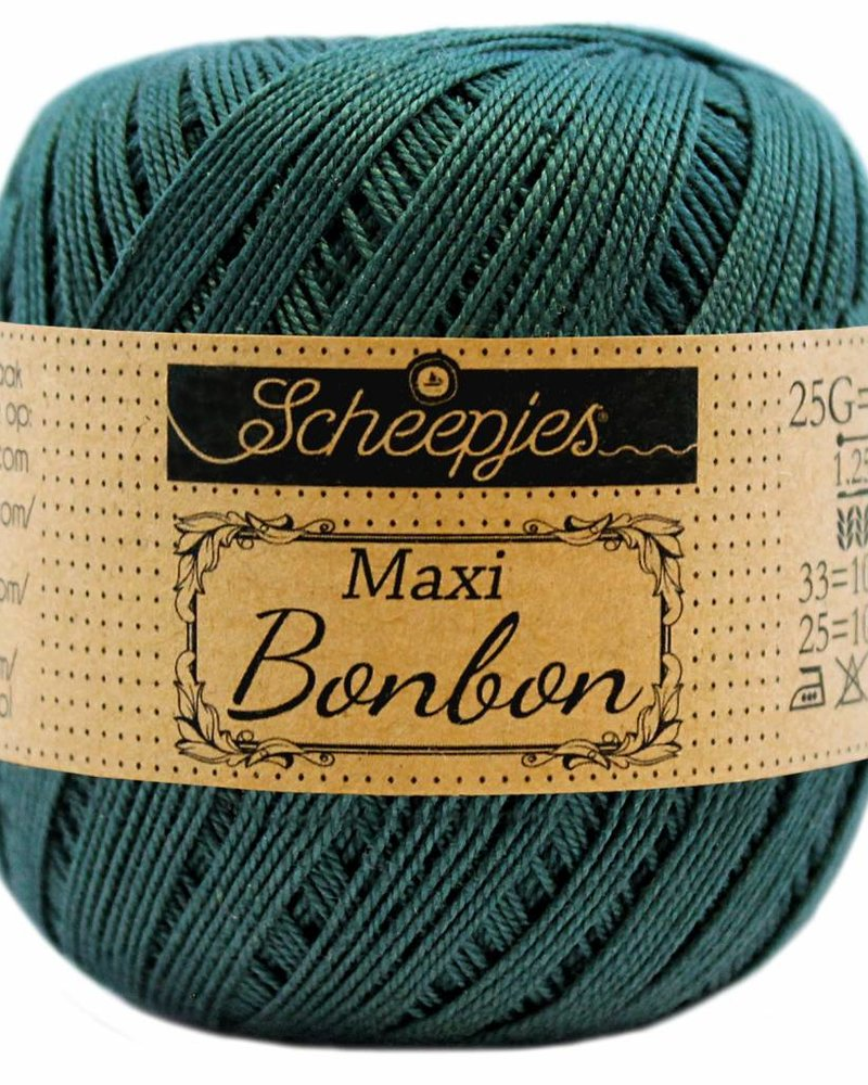 Scheepjeswol Maxi bonbon 244 spruce