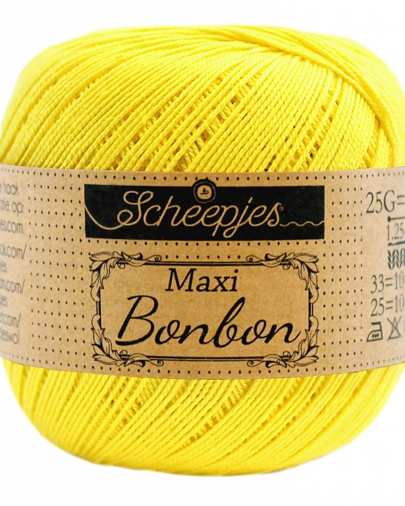 Scheepjeswol Maxi bonbon 280 lemon