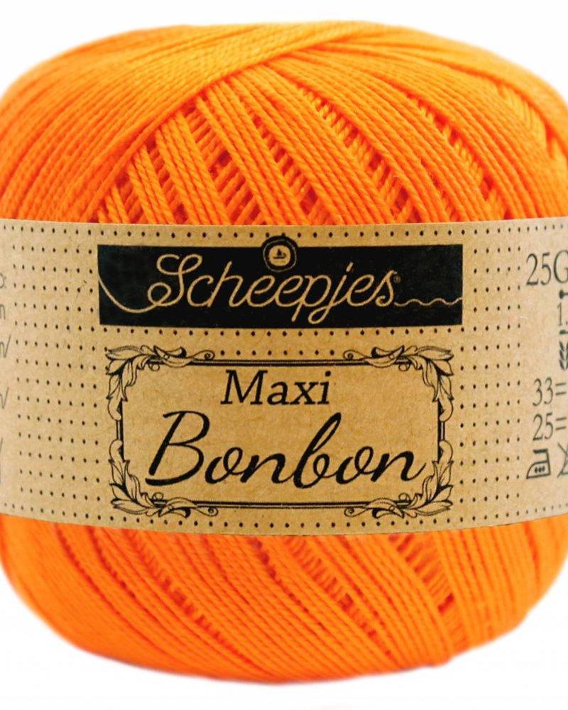 Scheepjeswol Maxi bonbon 281 tangerine