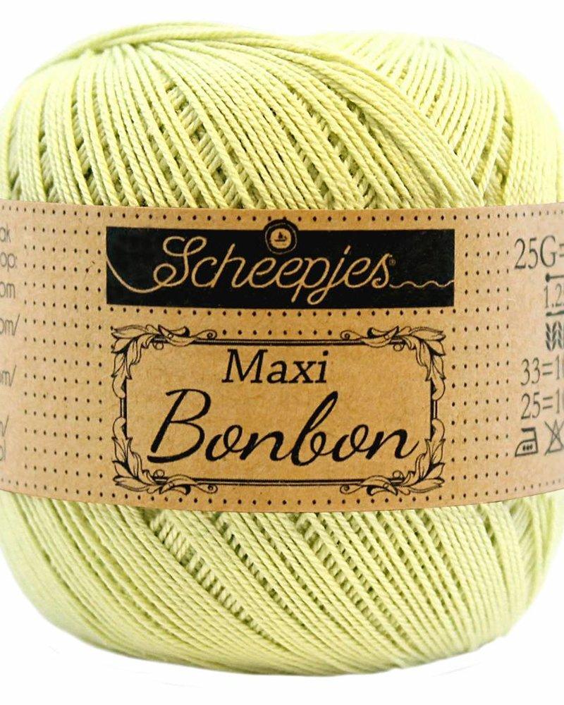 Scheepjeswol Maxi bonbon 392 lime juice