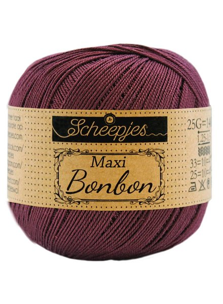 Scheepjeswol Maxi bonbon 394 shadow purple