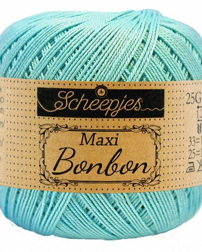 Scheepjeswol Maxi bonbon 397 cyan