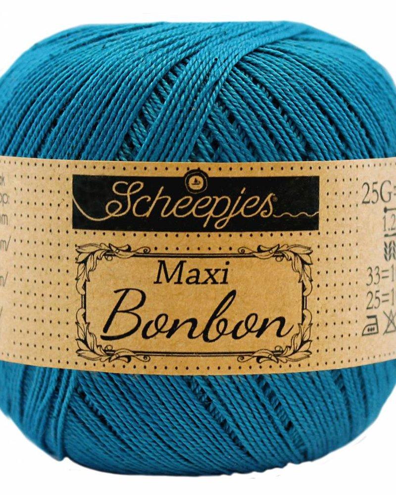 Scheepjeswol Maxi bonbon 400 petron blue