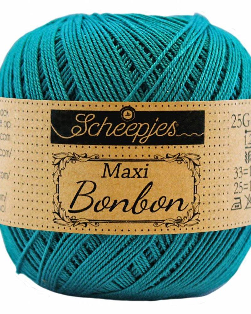 Scheepjeswol Maxi bonbon 401 dark teal
