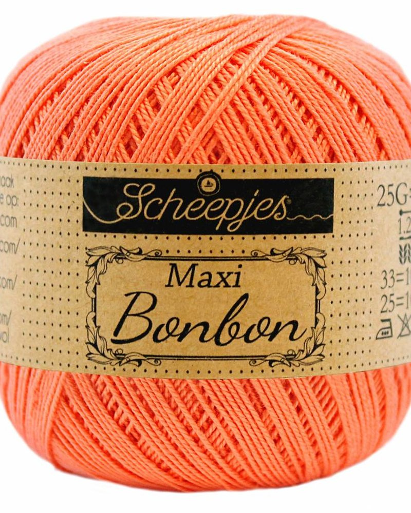 Scheepjeswol Maxi bonbon 410 rich coral