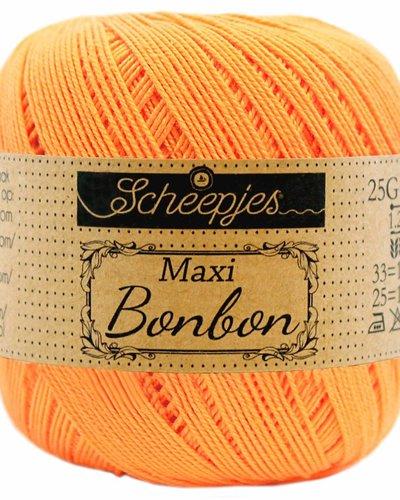 Scheepjeswol Maxi bonbon 411 sweet orange
