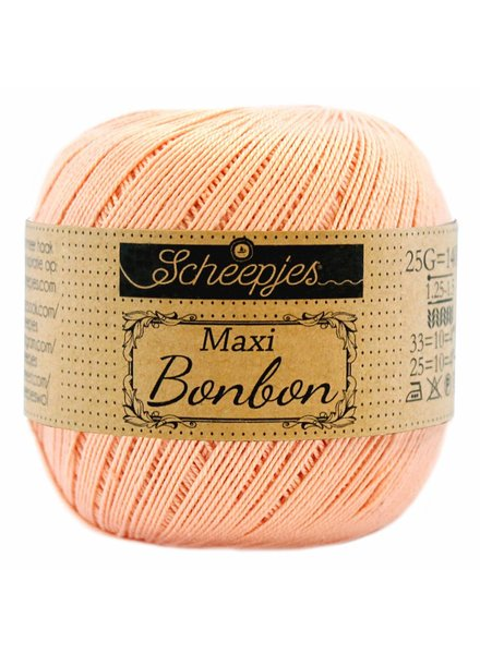 Scheepjeswol Maxi bonbon 523 pale peach