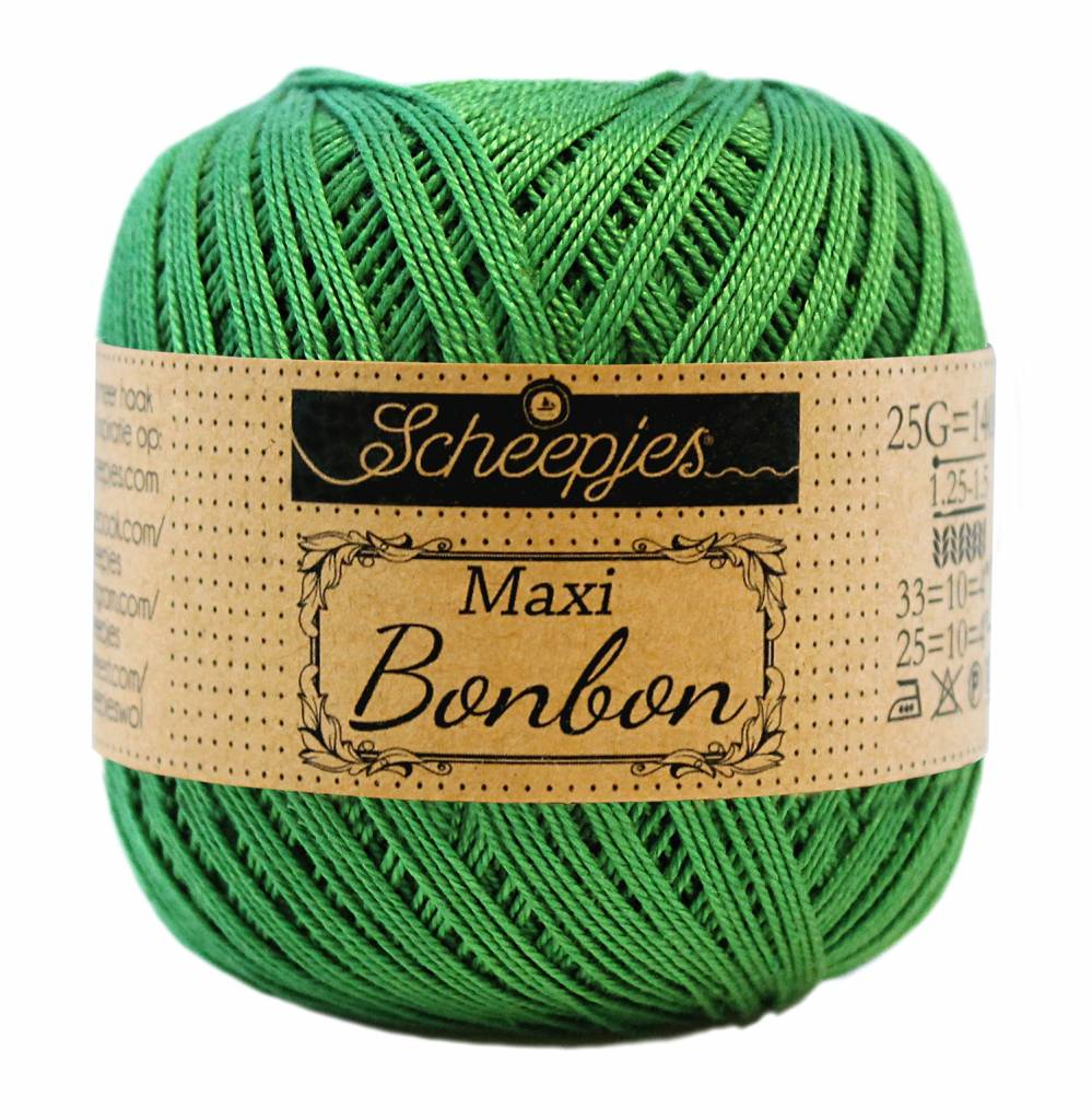 Scheepjeswol Maxi bonbon 606 grass green