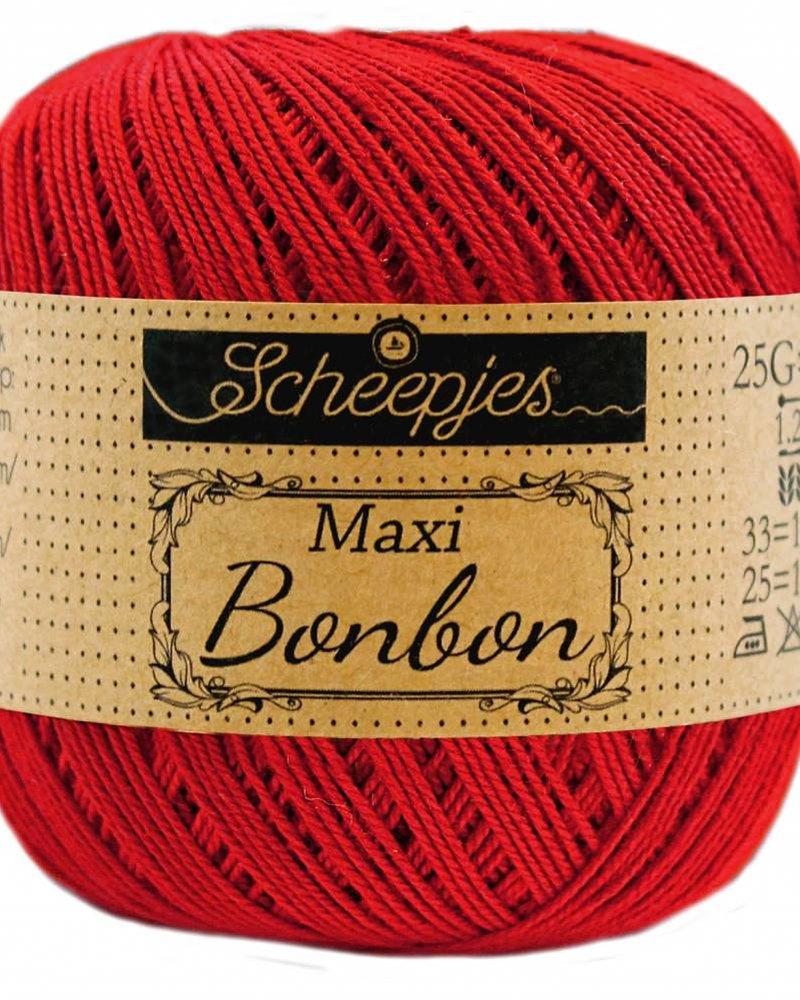 Scheepjeswol Maxi bonbon 722 red