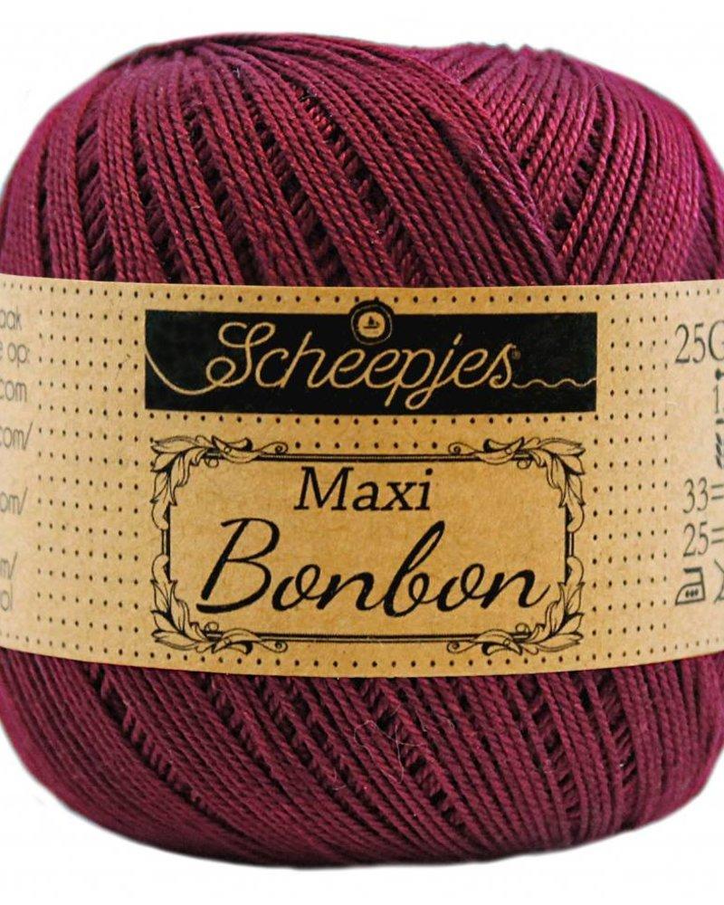 Scheepjeswol Maxi bonbon 750 bordeau