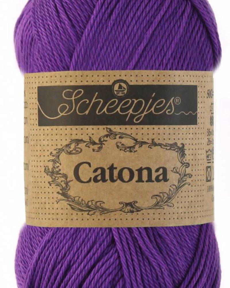 Scheepjeswol Catona 521 deep violet
