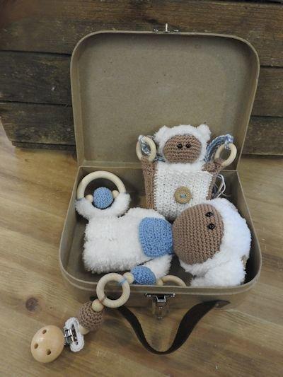 Funny - Baby set (met koffer)