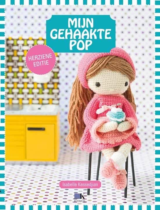 Boek - Mijn gehaakte pop