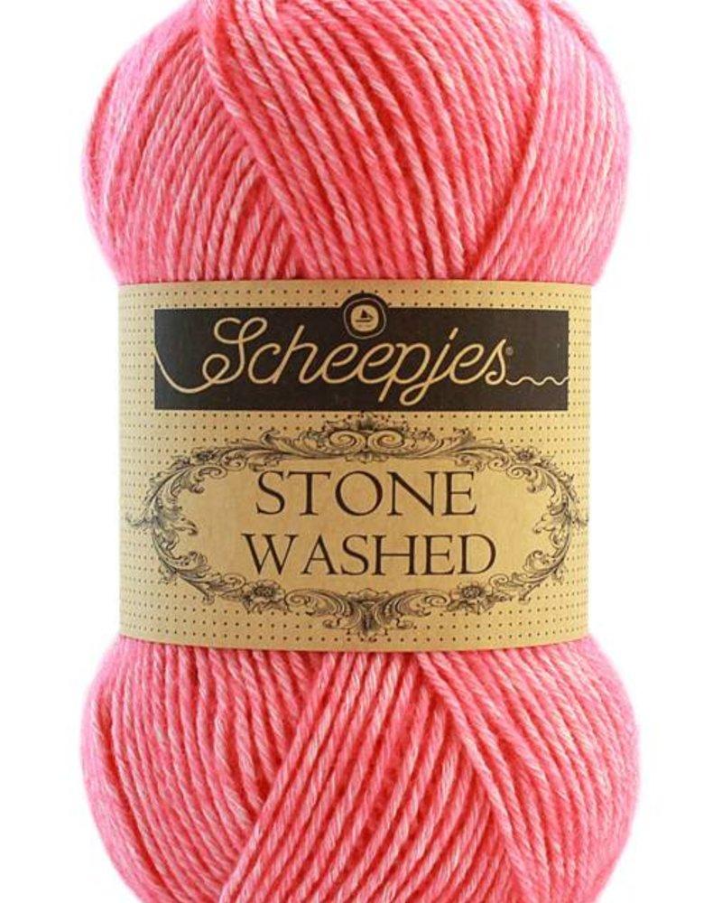 Scheepjeswol Stone Washed 835 Rhodochrosite