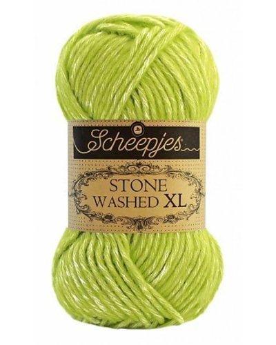 Scheepjeswol Stone Washed XL 867 peridot