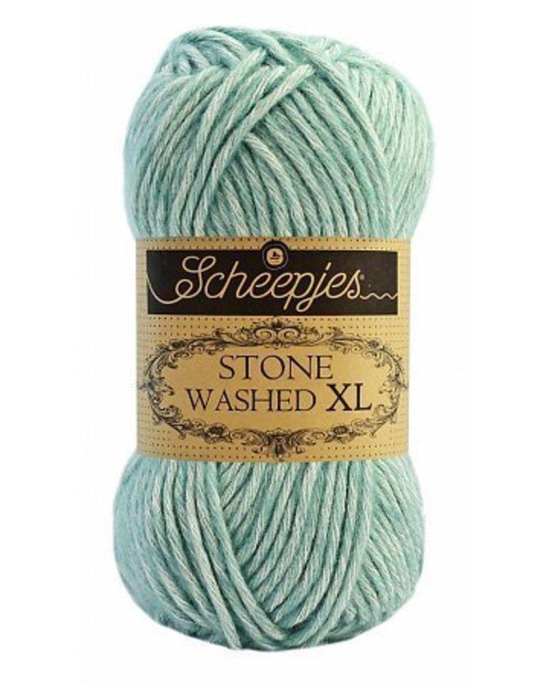Scheepjeswol Stone Washed XL 868 larimar