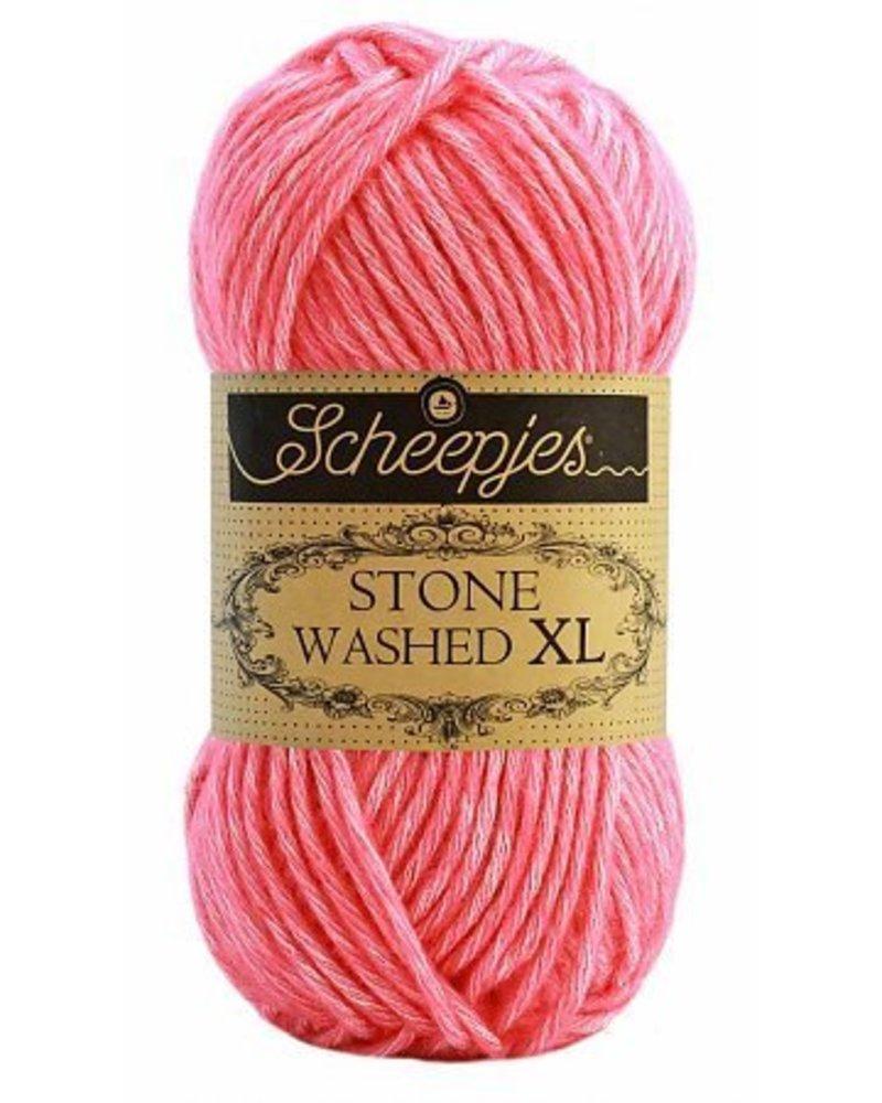 Scheepjeswol Stone Washed XL 875 Rhodochrosite
