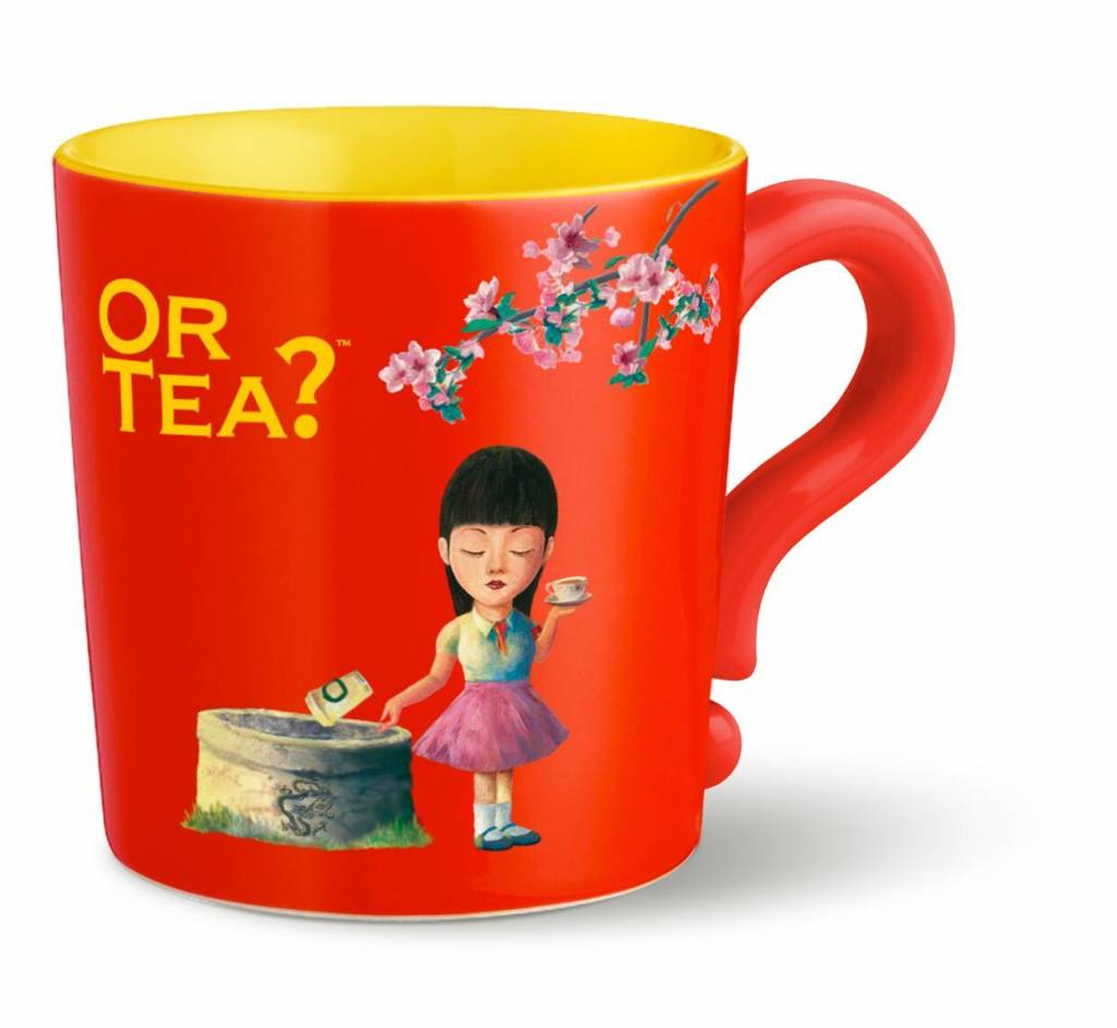 Or tea? Tas - Dragon Well