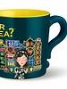 Or tea? Tas - Yin Yang