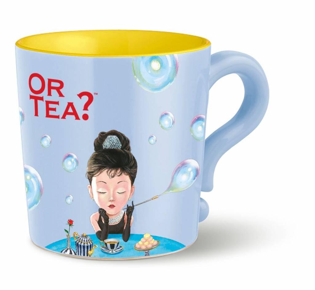 Or tea? Tas - Tiffany's breakfast
