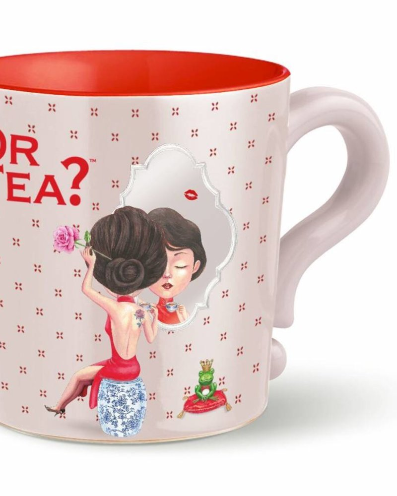 Or tea? Tas - La vie en rose