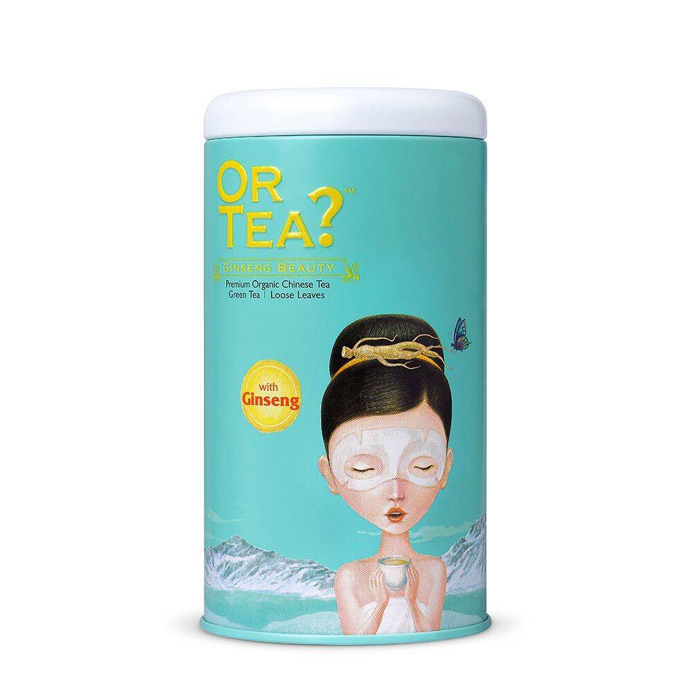 Losse thee - Ginseng Beauty