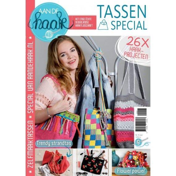 Aan de haak Tassen Special (nummer 9)