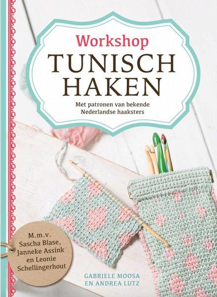 Boek - Workshop Tunisch haken