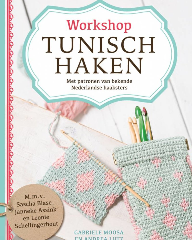 Boek - Workshop Tunisch haken