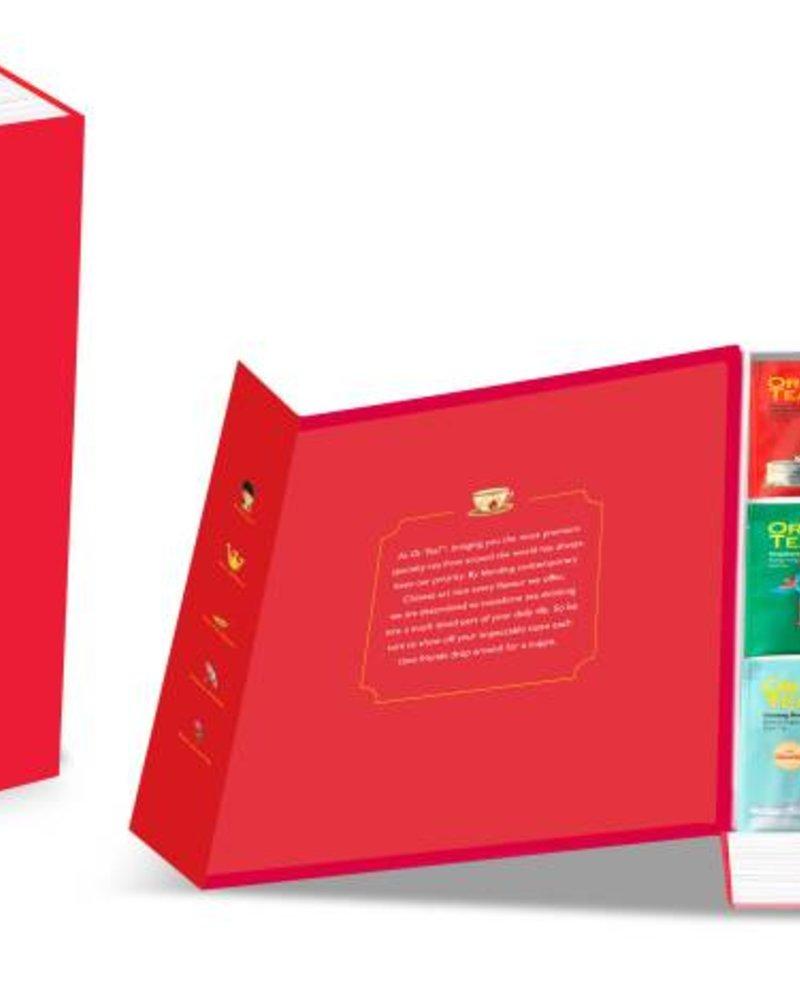Or tea? Builtjes - Big Red Book